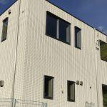 へーベルハウスの家づくり4 外壁塗装と木工事スタート!