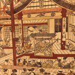 小学生、6年生社会歴史の学習、「江戸時代の文化と新しい学問」の知識の定着は「江戸と大阪どっちに住む?」の話し合いで!実際に行った授業を紹介します!
